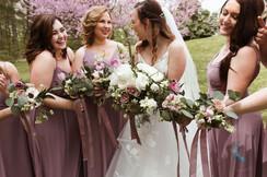 Kalamazoo Michigan Wedding at Gable Hill