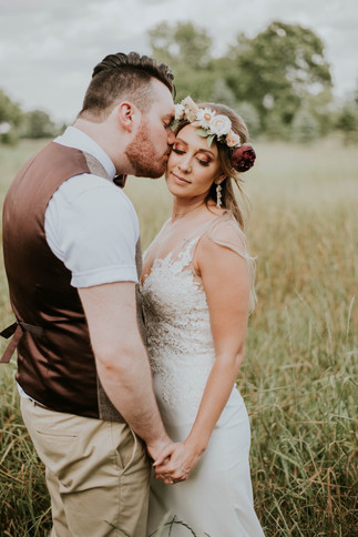 Bohemian Wedding | Lansing, Michigan