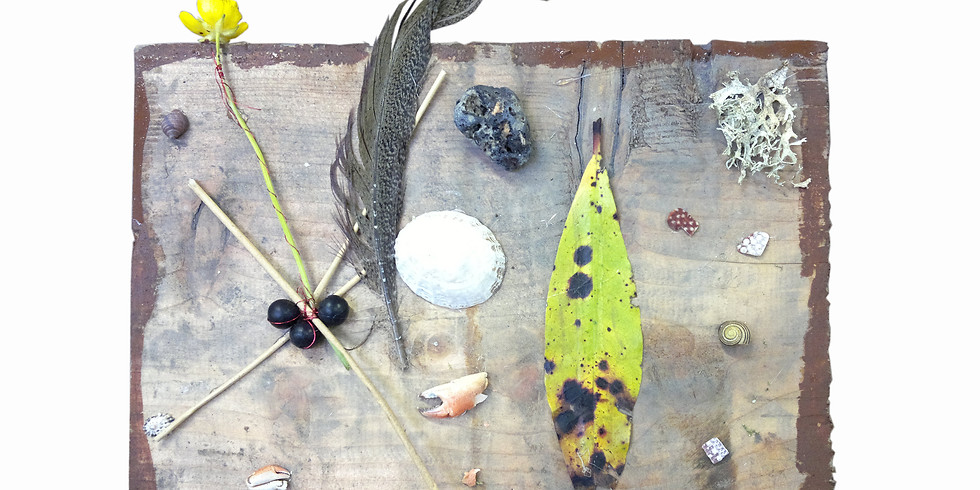 Holiday Art & Nature workshop Selkirk- 6th July-WAITING LIST