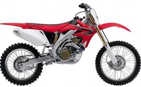 CRF 450R 05-08