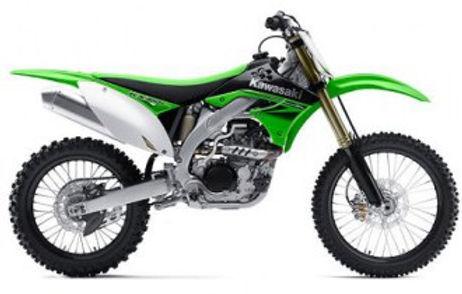 KX 450F 2009 2010 2011