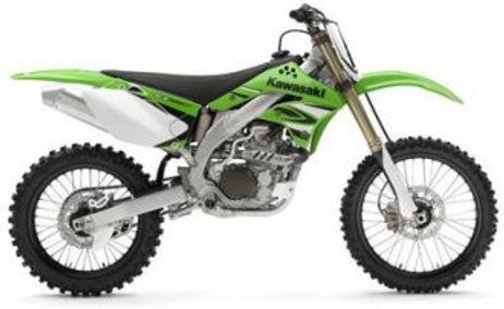 KX 450F 2006 2007 2008