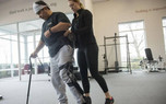 The Sacramento Bee: Walking technology makes strides in helping stroke, spinal cord patients