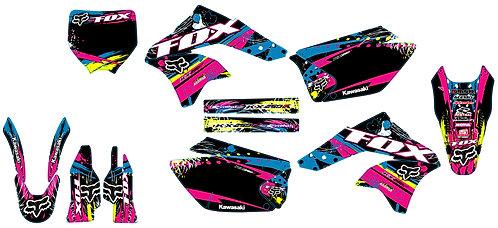 KX 250F 2006 2007 2008 %100 scale