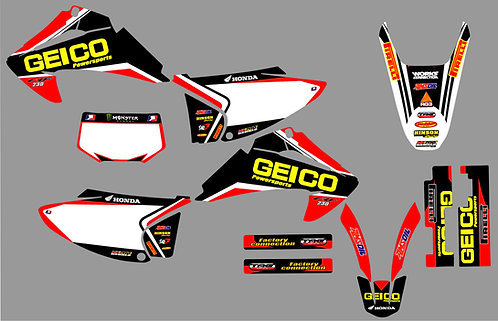 CRF 150-230 03-07 %100 scale