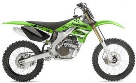 KX 250F 2006 2007 2008