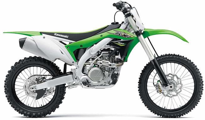 KX 450 2016 2017 2018