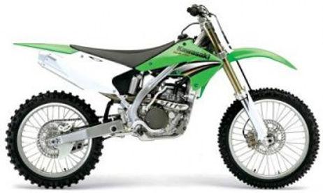 KX 250F 2004 2005