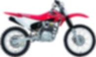 CRF 150-230 08-14