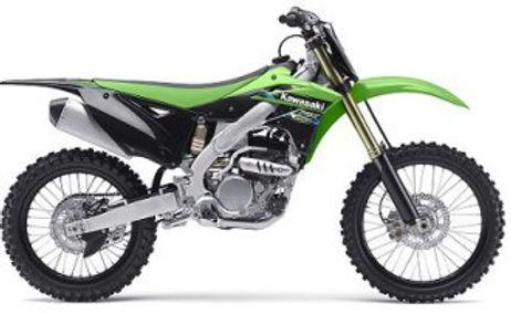 KX 250F 2013 2014 2015 2016