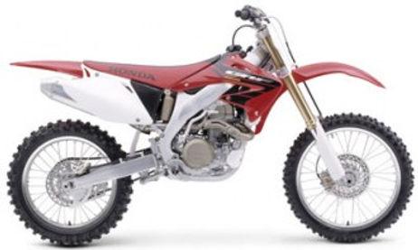 CRF 450R 02-04