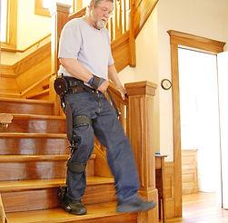 kickstart helps you walk again at home