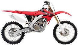 CRF 250R 04-05