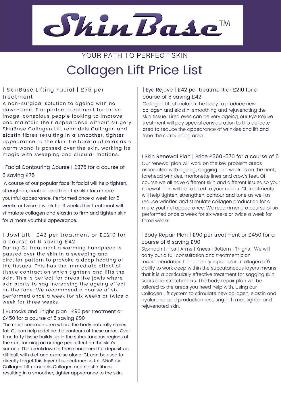 SkinBase Price List.png
