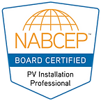 NABCEP Certified Solar PV Installation Professional