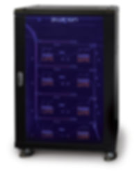 Blue Planet Energy Blue Ion Lithium LFP Battery Cabinet 16 kWh