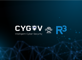 Cygov Agrees Partnership With R3, Targeting Federal Suppliers