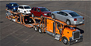 Types of Car Shipping