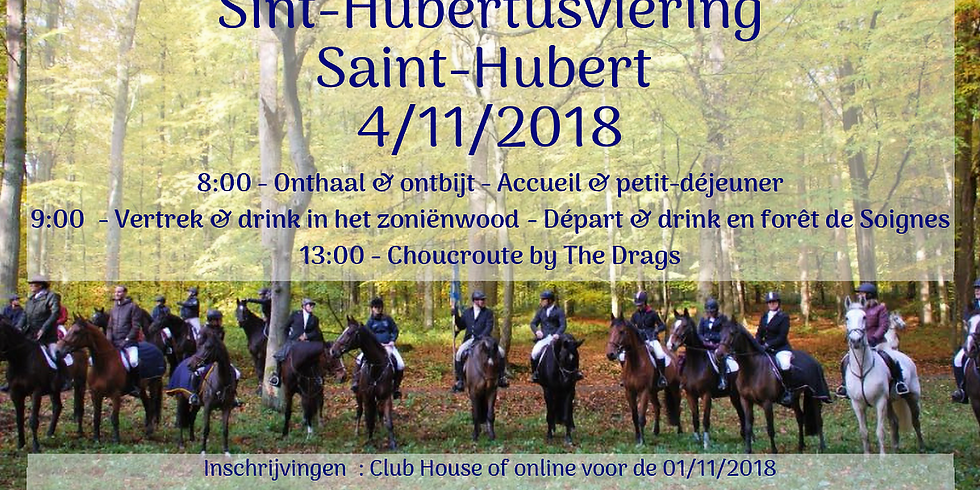 Sint-Hubertusviering - Saint-Hubert