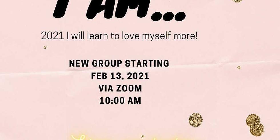 """""""I AM..."""" Online Workshop"""