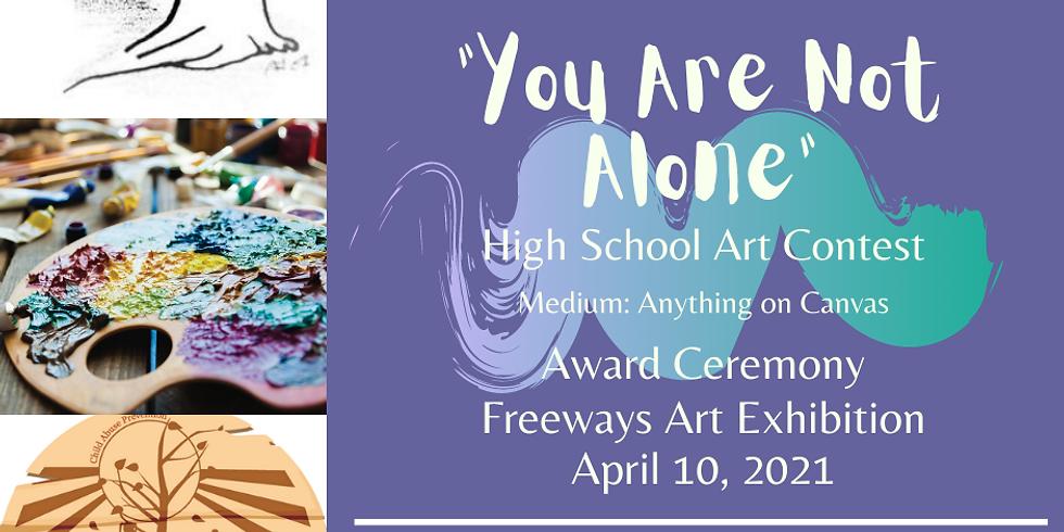 Freeways Art Exhibition (Virtual)