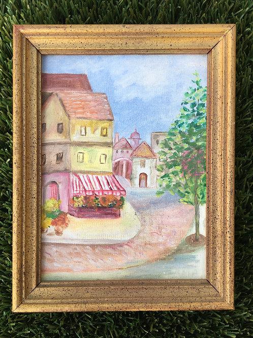 """""""Flower Shop"""" (by Erma Winfield)"""