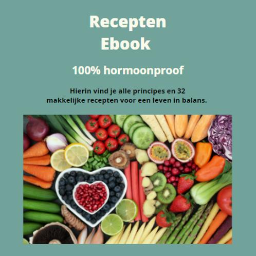 Het Recepten Ebook