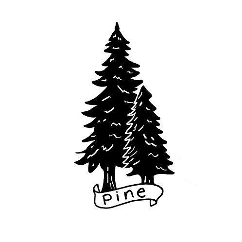 Pine (Live Edge Slabs)