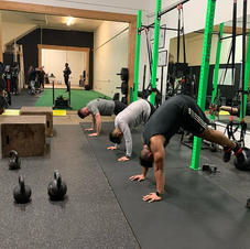 When strength meets mobility