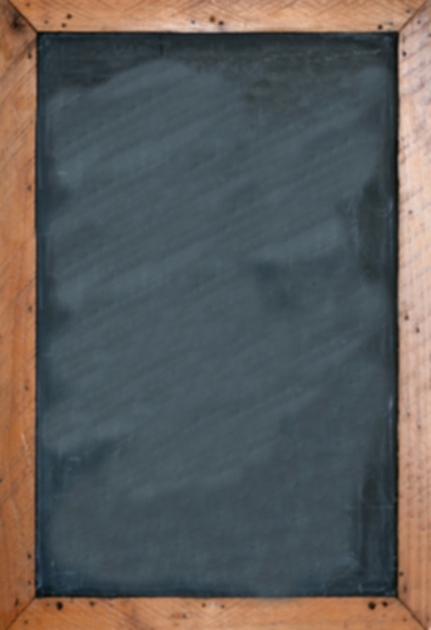 Blackboard background with Cypress Inn daily specials