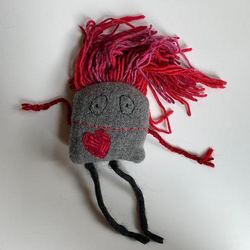 Whimsical Mini Doll