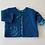 Thumbnail: Mixed Wool Embellished Jacket- Blue
