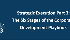 Strategic Execution Part 3.6: Exit
