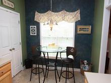 Window Treatments & Color Wash