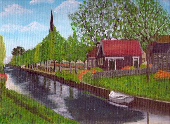 """""""Het terugkeren aan Friesland"""""""