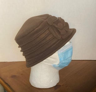 Solid Brown Hat