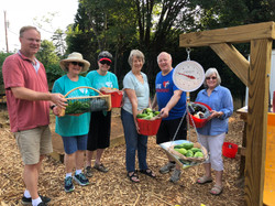 CLC Garden Ministry donations