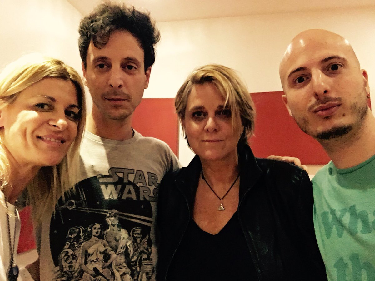 Eugenia Tobal Lucho Me & Javi