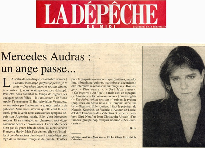 LA+DEPECHE+FRANCE+1997