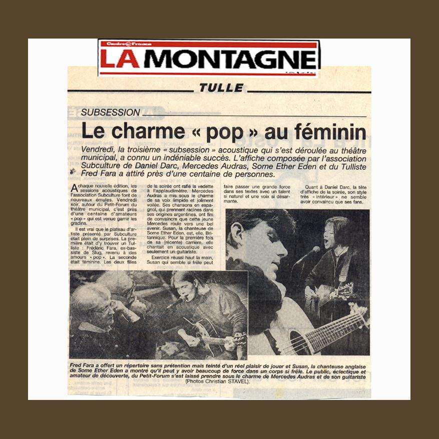 LA+MONTAGNE+CONCERT+FRANCE+1997