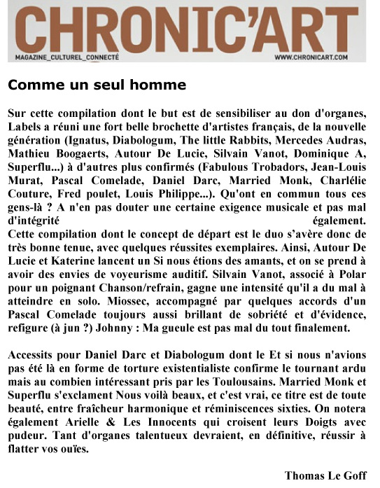 CHRONIC+ART+MAGAZINE+FRANCE+1998