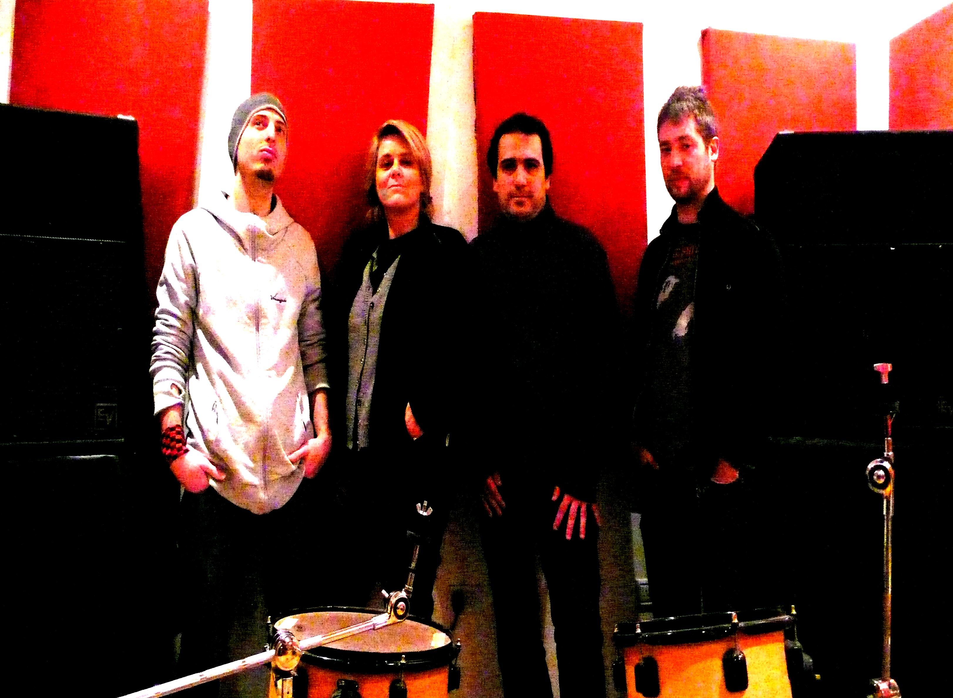 Recording SonoBeat, Buenos Aires