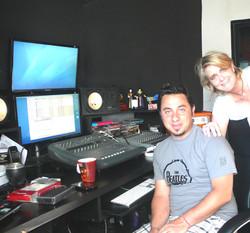 Studio with Seba Perkal