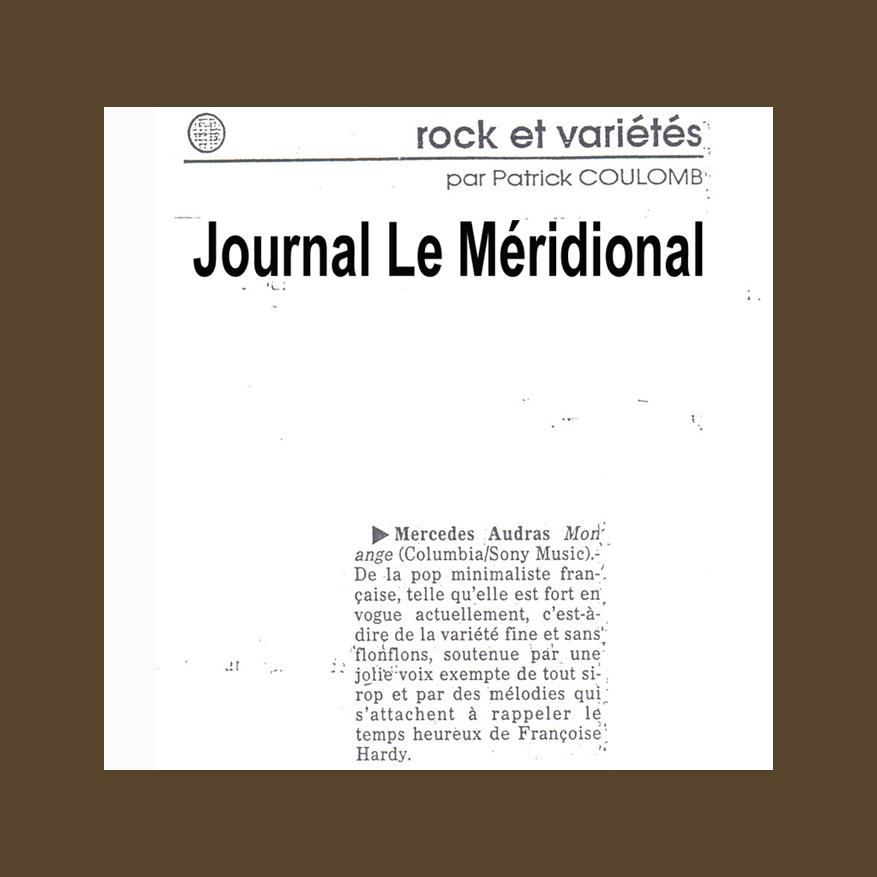 JOURNAL+LE+MERIDIONAL+FRANCE+1997+copiar