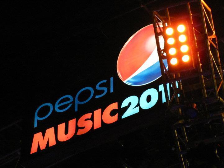 FESTIVAL PEPSI MUSIC