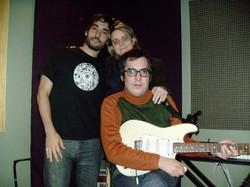 Brian Iele, Juan Marioni & me