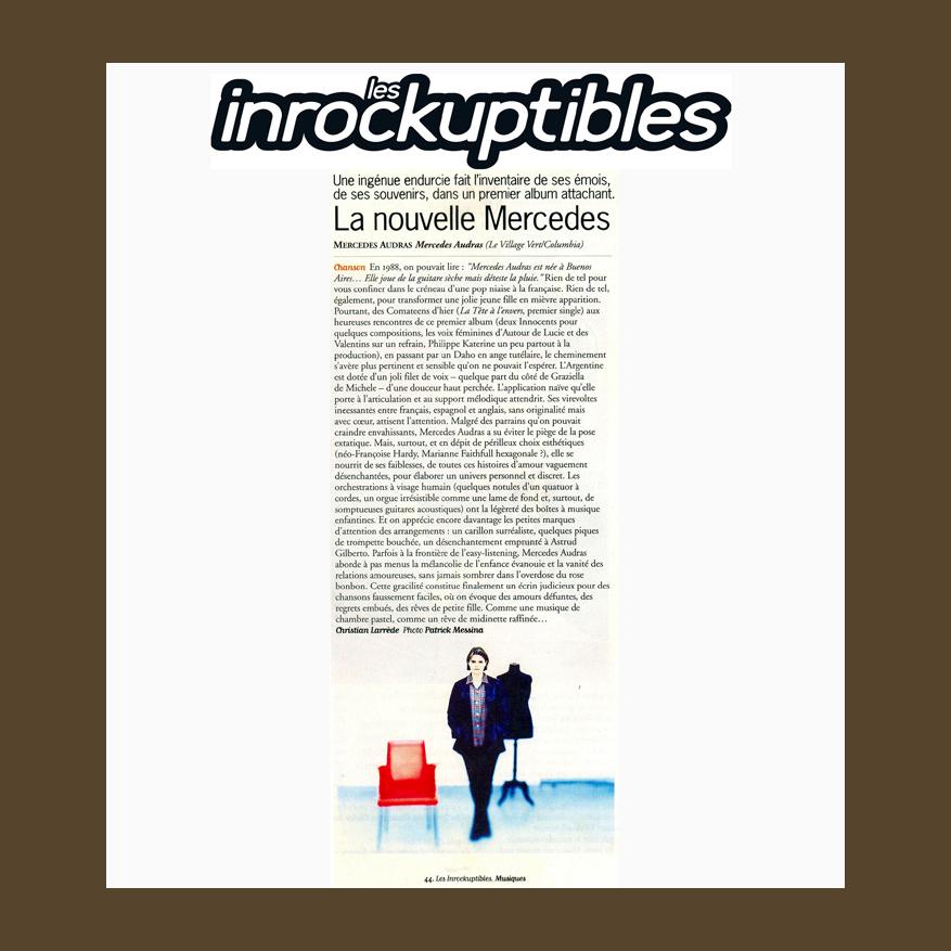 LES+INROCKUPTIBLES+FRANCE+1997