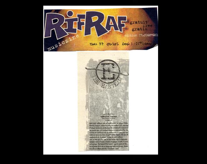 RIF+RAF+97+BELGIQUE