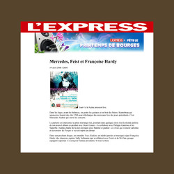 L+EXPRESS+LE+PRINTEMPS+DE+BOURGES+FRANCE+2008