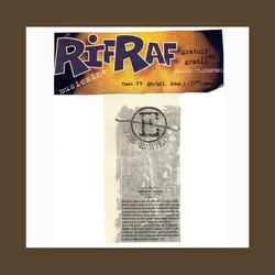 RIF+RAF+MAGAZINE+BELGIQUE+1997